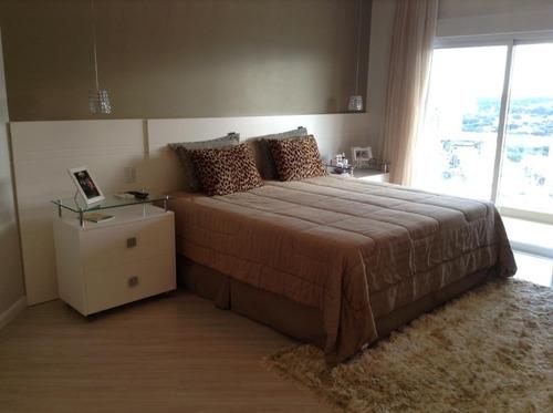 apartamento à venda, 287 m² por r$ 3.100.000,00 - jardim do mar - são bernardo do campo/sp - ap60613