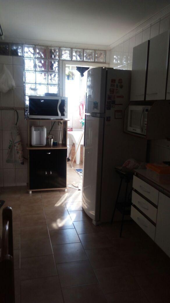 apartamento à venda, 3 quartos, 1 vaga, rudge ramos - são bernardo do campo/sp - 52728
