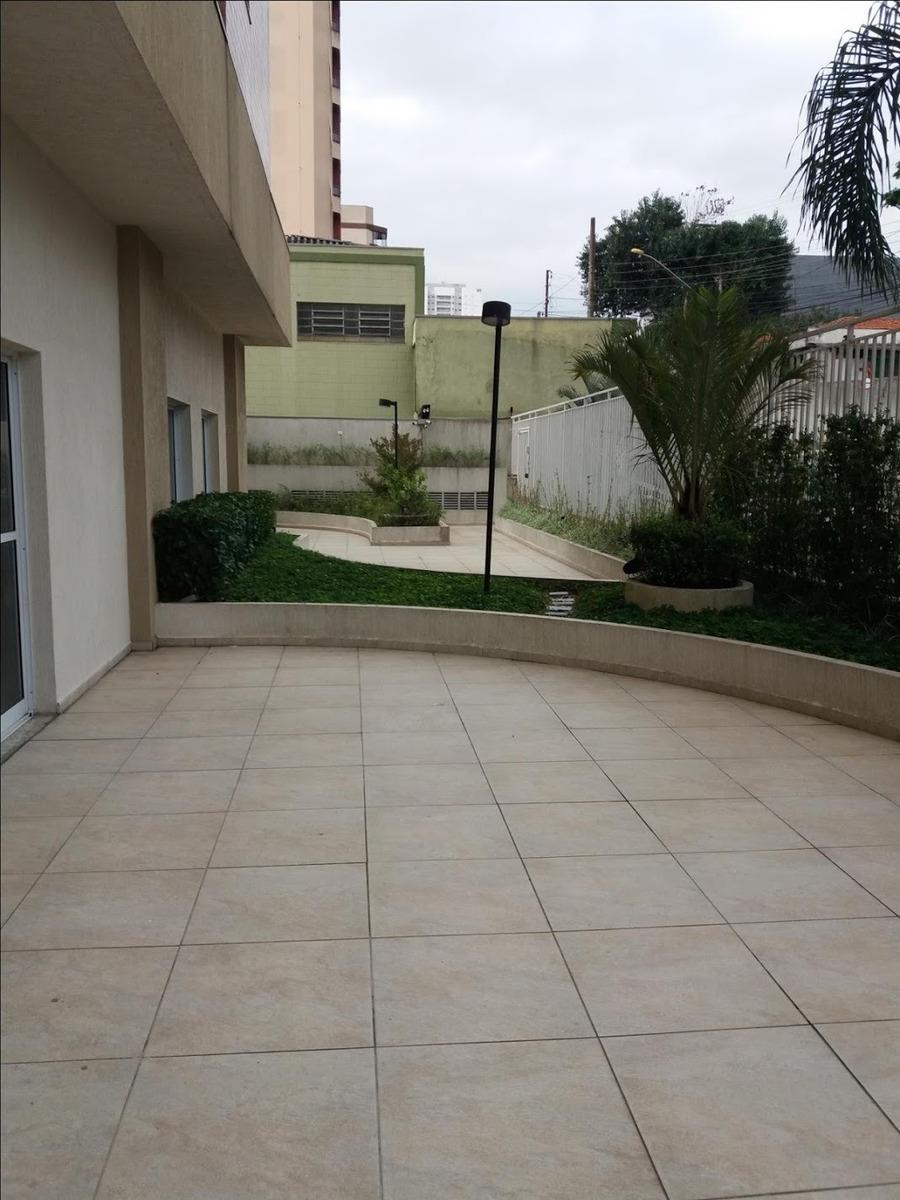 apartamento à venda, 3 quartos, 1 vaga, valparaíso - santo andré/sp - 62276