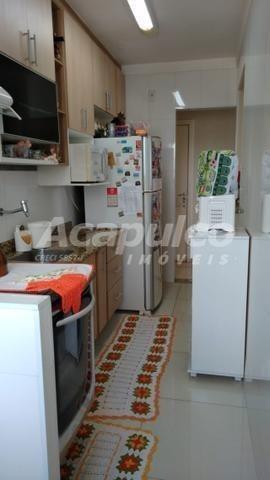 apartamento à venda, 3 quartos, 2 vagas, jardim bela vista - americana/sp - 8473