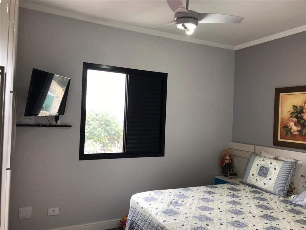 apartamento à venda, 3 quartos, 2 vagas, rudge ramos - são bernardo do campo/sp - 14015