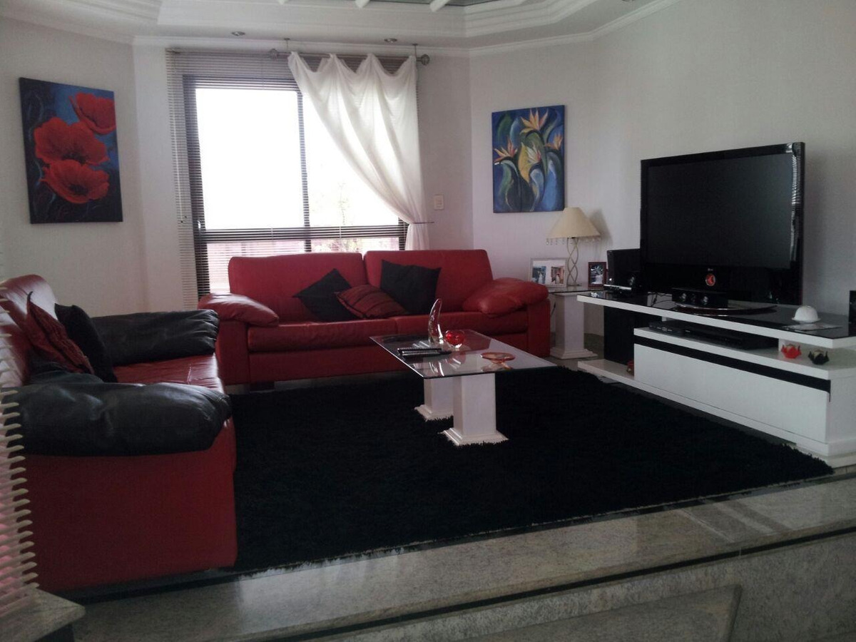 apartamento à venda, 3 quartos, 5 vagas, jardim - santo andré/sp - 13392