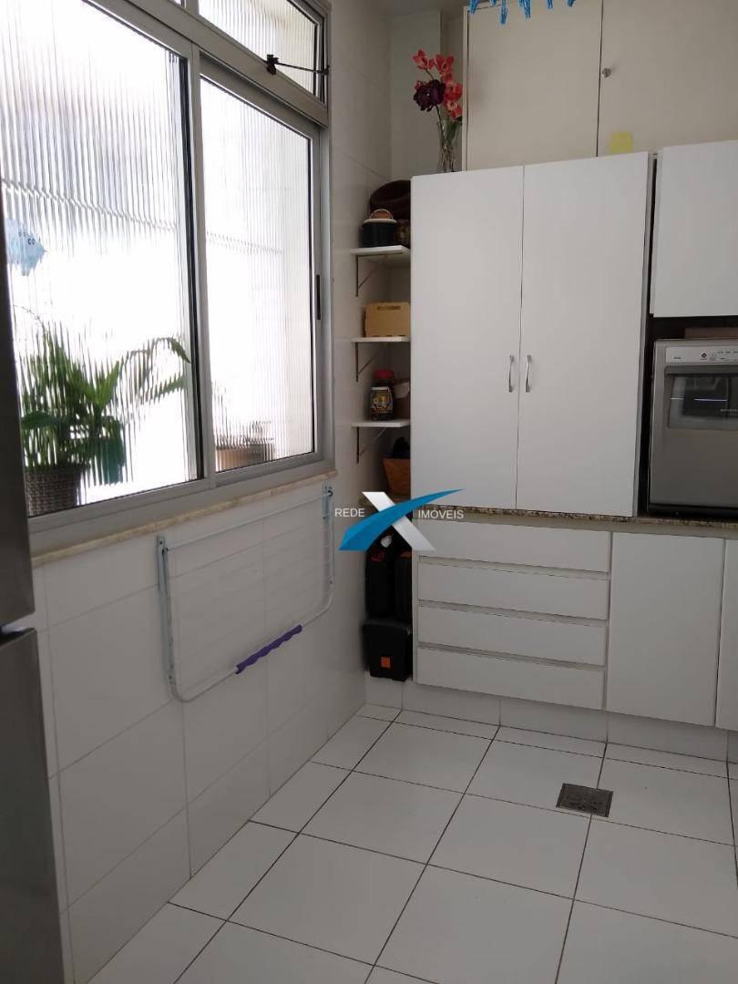 apartamento à venda 3 quartos - santa lucia/bh - ap5373