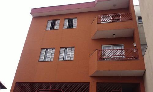 apartamento à venda, 3 quarto(s), santo andré/sp - 42648