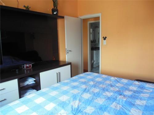 apartamento à venda, 3 quarto(s), santo andré/sp - 49898