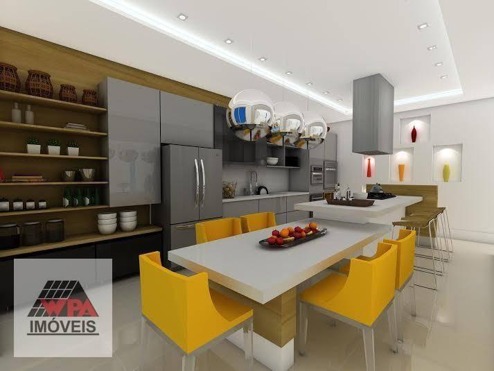 apartamento à venda, 332 m² por r$ 2.300.000,00 - jardim girassol - americana/sp - ap0842