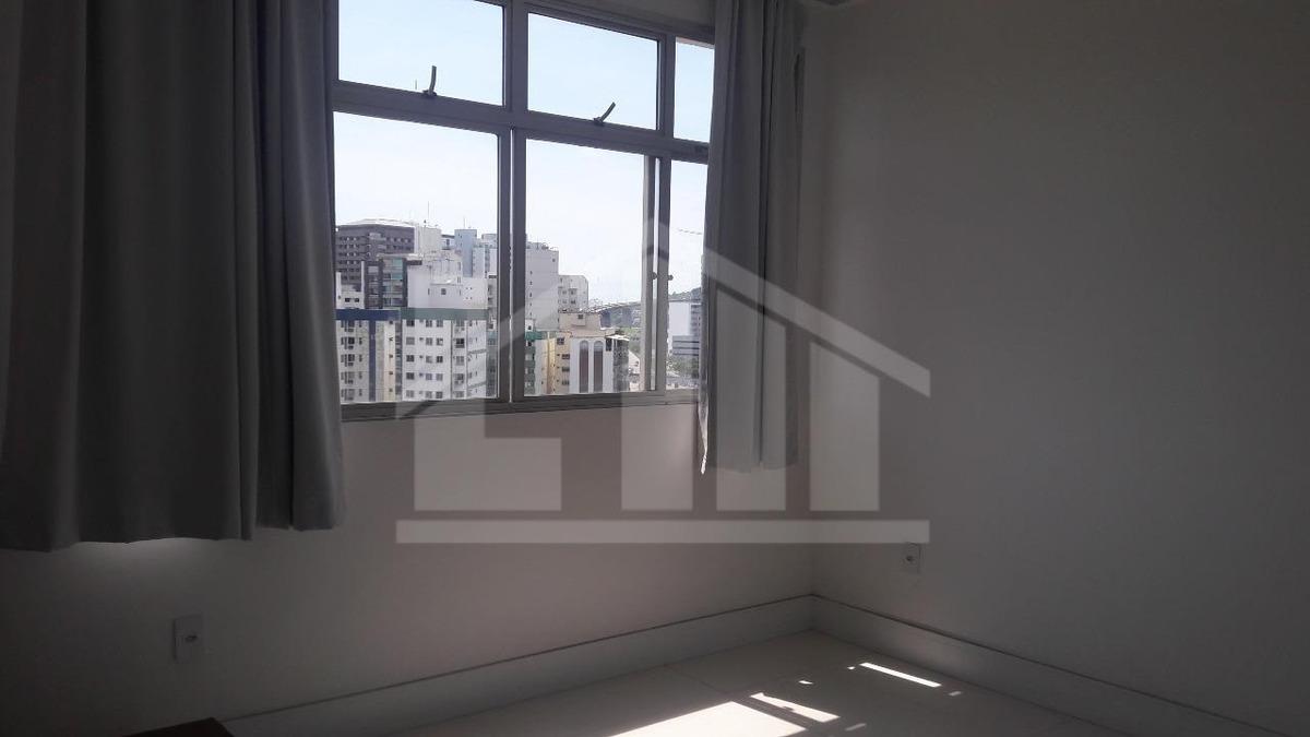 apartamento à venda, 4 quartos, 1 vaga, santa lúcia - vitória/es - 412