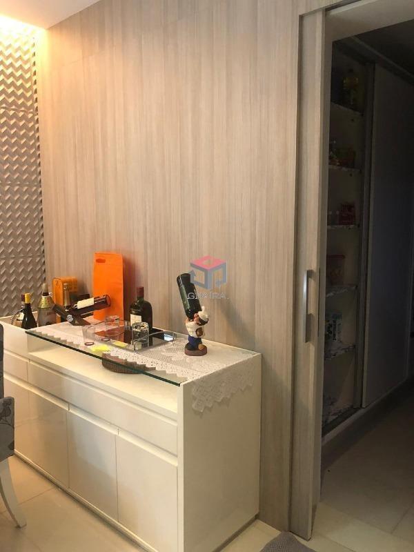 apartamento à venda, 4 quartos, 3 vagas, santa maria - são caetano do sul/sp - 80955