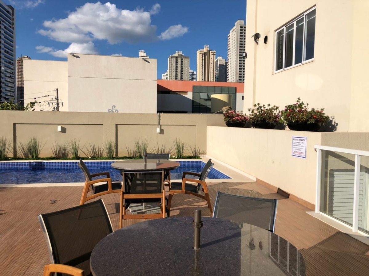 apartamento à venda, 4 quartos, 4 vagas, setor bueno - goiânia/go - 120