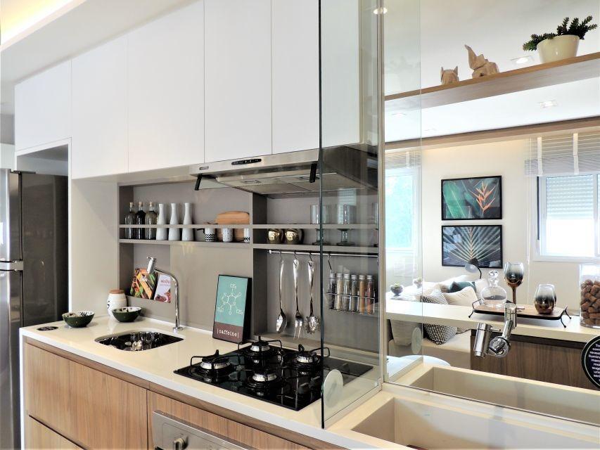 apartamento à venda (40m²) - minha casa minha vida - 2 dormitórios, 1 banheiro, cozinha e sala - próximo ao metrô - paraíso do morumbi, sp. - ml611