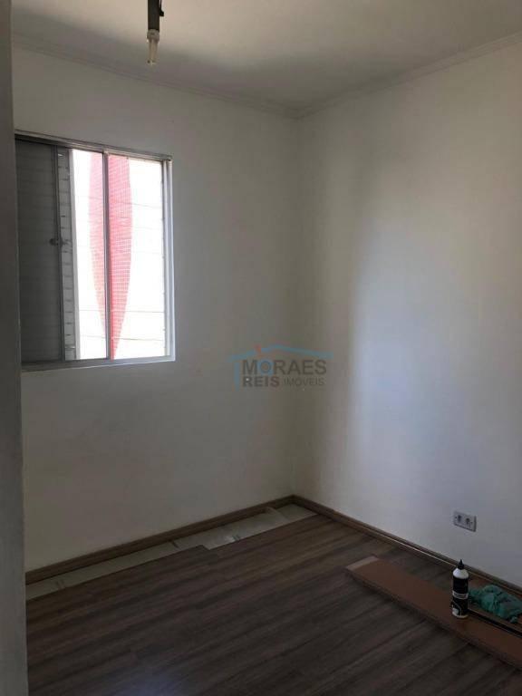 apartamento à venda, 41 m² por r$ 295.000,00 - chácara santo antônio (zona sul) - são paulo/sp - ap14556