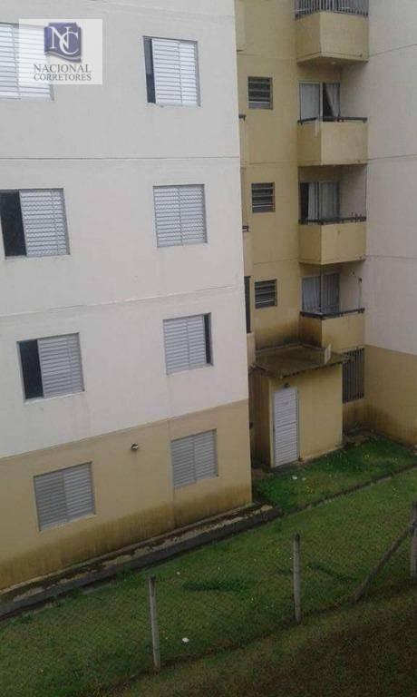 apartamento à venda, 42 m² por r$ 130.000,00 - jardim alzira franco - santo andré/sp - ap8081