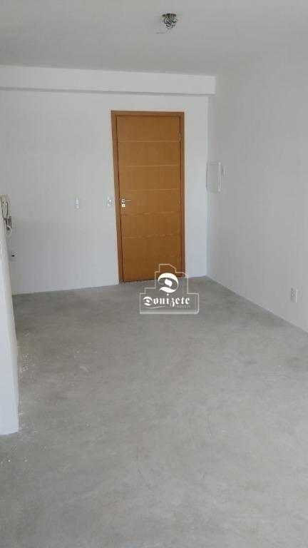 apartamento à venda, 42 m² por r$ 255.000,00 - vila alpina - santo andré/sp - ap11732