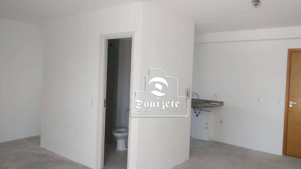 apartamento à venda, 42 m² por r$ 270.000,00 - vila alpina - santo andré/sp - ap10159