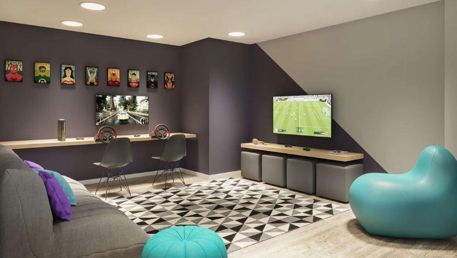 apartamento à venda, 43 m² por r$ 249.000,00 - jardim monte alegre - taboão da serra/sp - ap8166