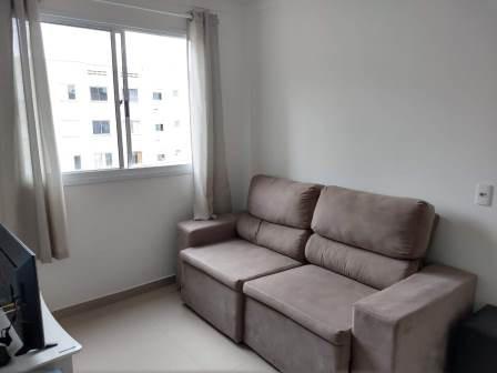 apartamento à venda, 44 m², 2 quartos, 1 banheiro - 9628