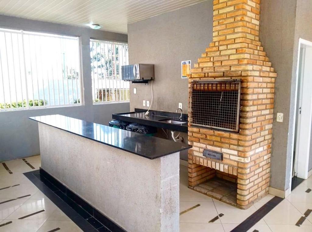apartamento à venda, 44 m² por r$  - vila alzira - guarulhos/sp - ap5749