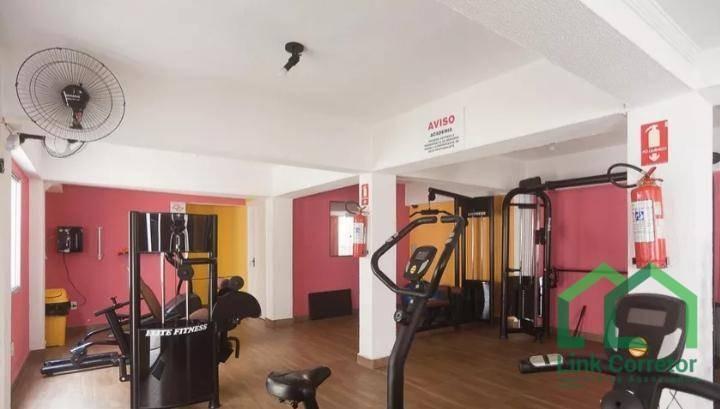 apartamento à venda, 45 m² por r$ 180.000,00 - vila pompéia - campinas/sp - ap0596