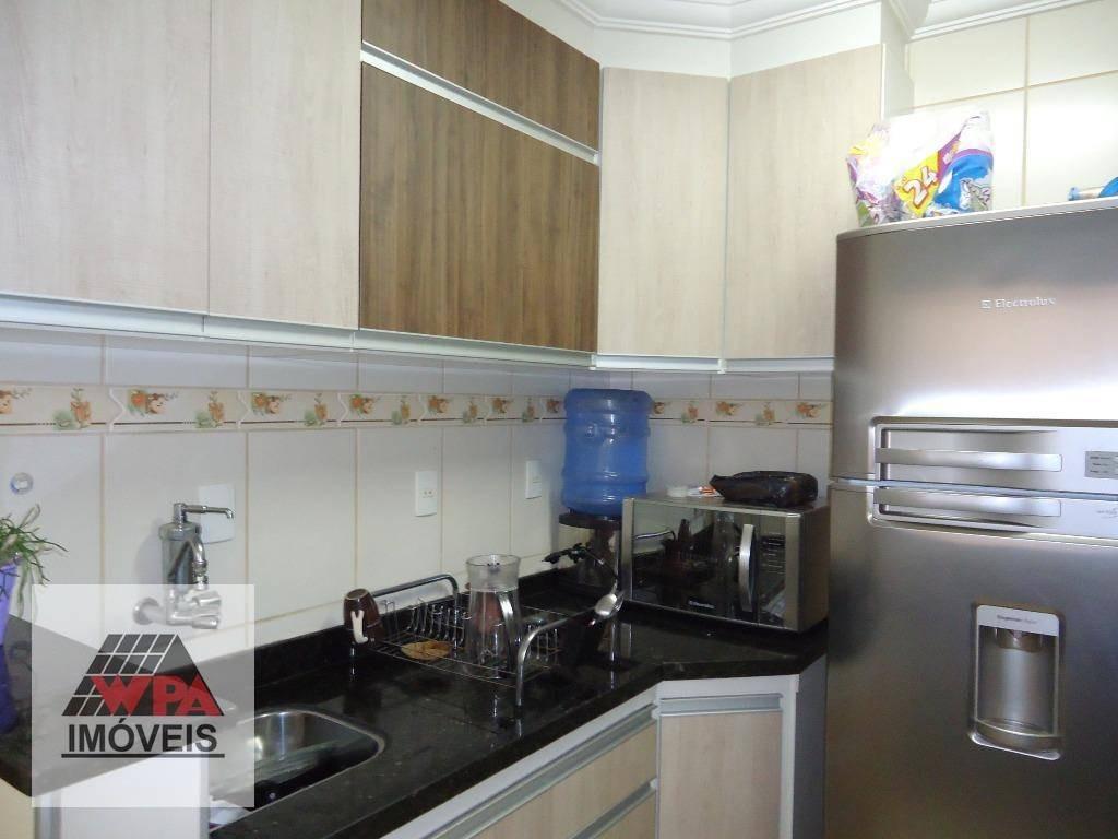 apartamento à venda, 45 m² por r$ 195.000,00 - vila jones - americana/sp - ap0861