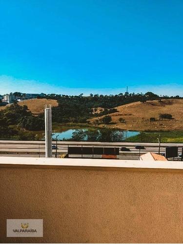 apartamento à venda, 45 m² por r$ 197.000,00 - jardim satélite - são josé dos campos/sp - ap0481