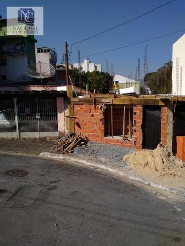 apartamento à venda, 45 m² por r$ 200.000 - vila curuçá - santo andré/sp - ap8561