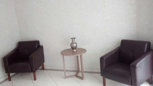 apartamento à venda, 45 m² por r$ 240.000,00 - jardim satélite - são josé dos campos/sp - ap2281