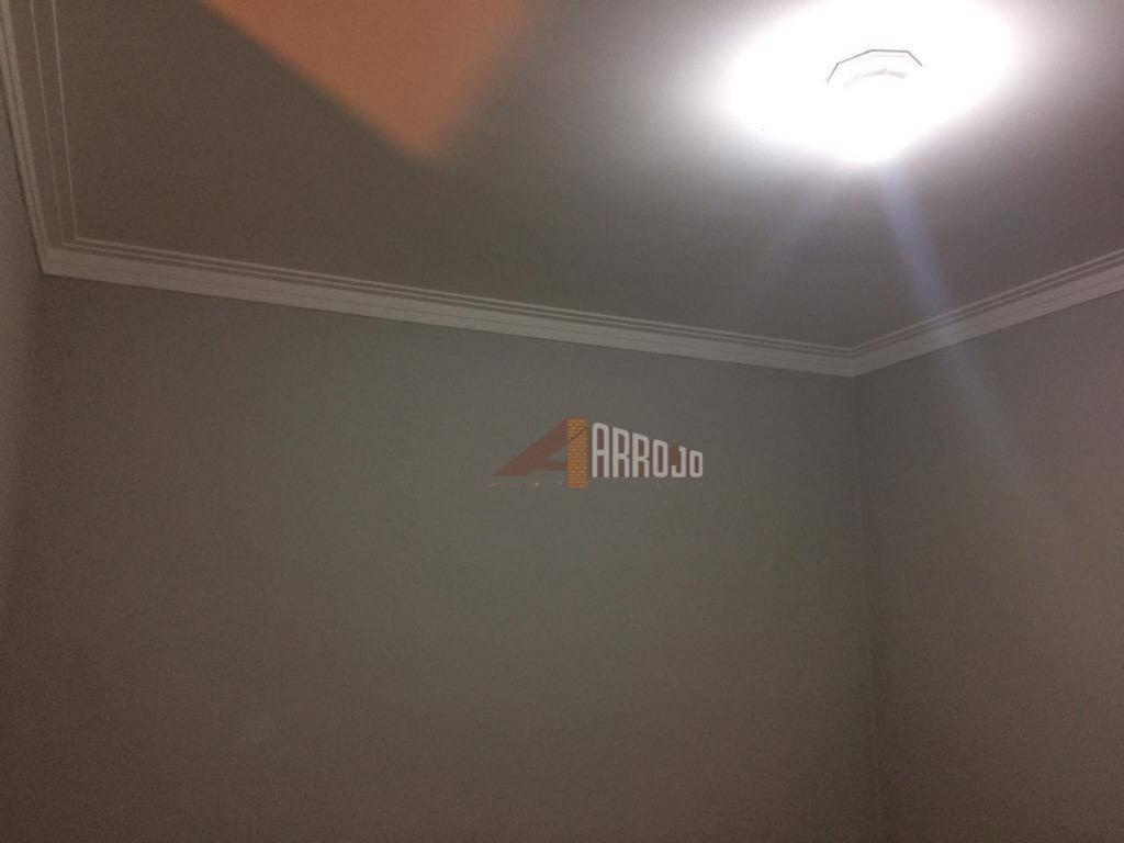 apartamento à venda, 47 m² por r$ 200.000,00 - jardim triângulo - ferraz de vasconcelos/sp - ap1064