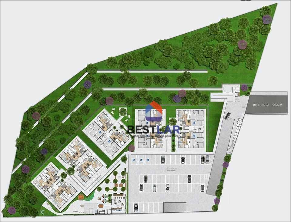 apartamento à venda, 47 m² por r$ 230.000,00 - jardim monte alegre - taboão da serra/sp - ap8441