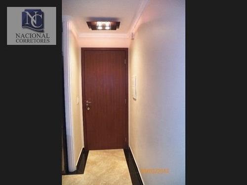 apartamento à venda, 47 m² por r$ 250.000,00 - vila gonçalves - são bernardo do campo/sp - ap2812