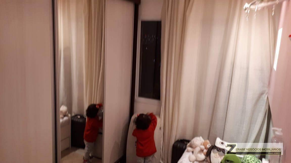 apartamento à venda, 47 m² por r$ 265.000,00 - ponte grande - guarulhos/sp - ap0236