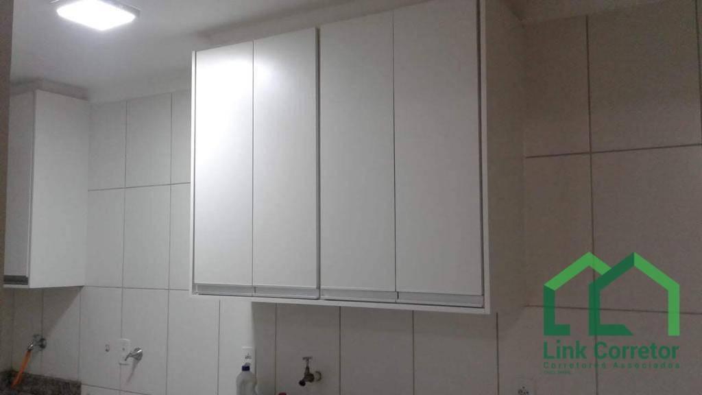 apartamento à venda, 48 m² por r$ 180.000,00 - parque prado - campinas/sp - ap1456