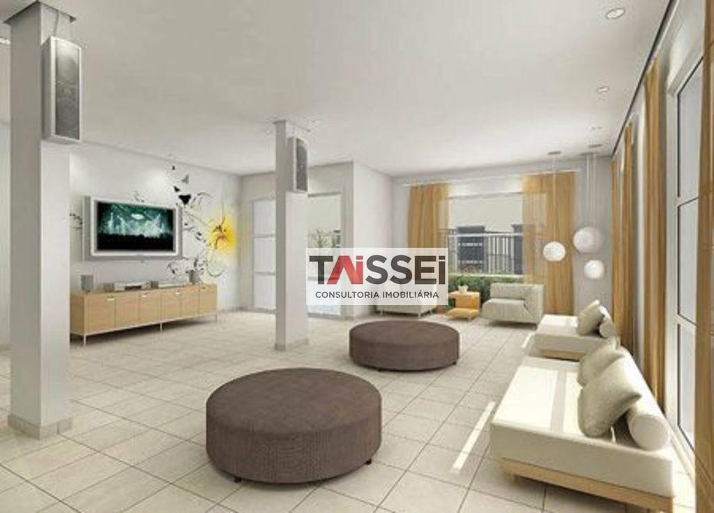 apartamento à venda, 48 m² por r$ 335.000,00 - ipiranga - são paulo/sp - ap4809