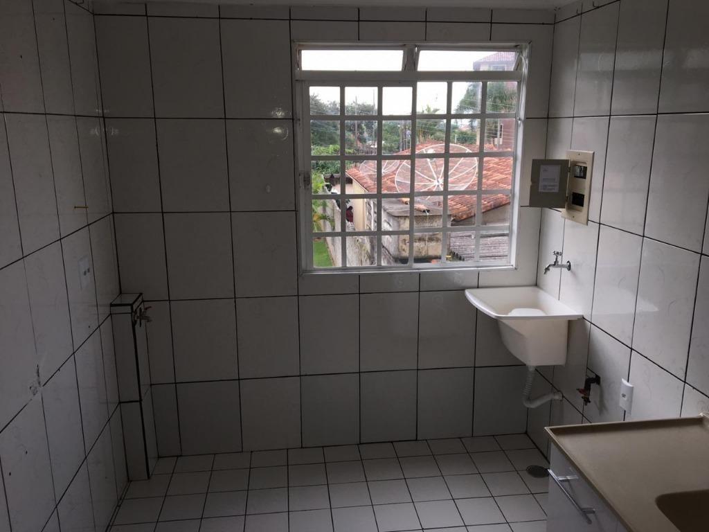 apartamento à venda, 49 m² por r$ 150.000 - village - itaquaquecetuba/sp - ap0305 - ap0305
