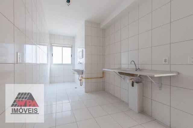 apartamento à venda, 49 m² por r$ 190.000,00 - jardim bela vista - americana/sp - ap0745