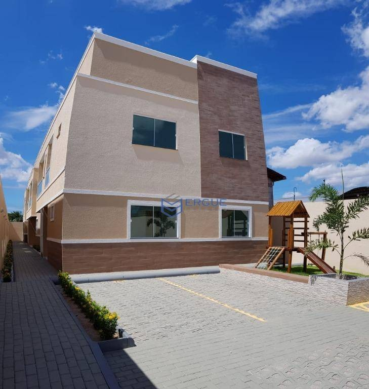 apartamento à venda, 50 m² por r$ 138.000,00 - centro - caucaia/ce - ap0578