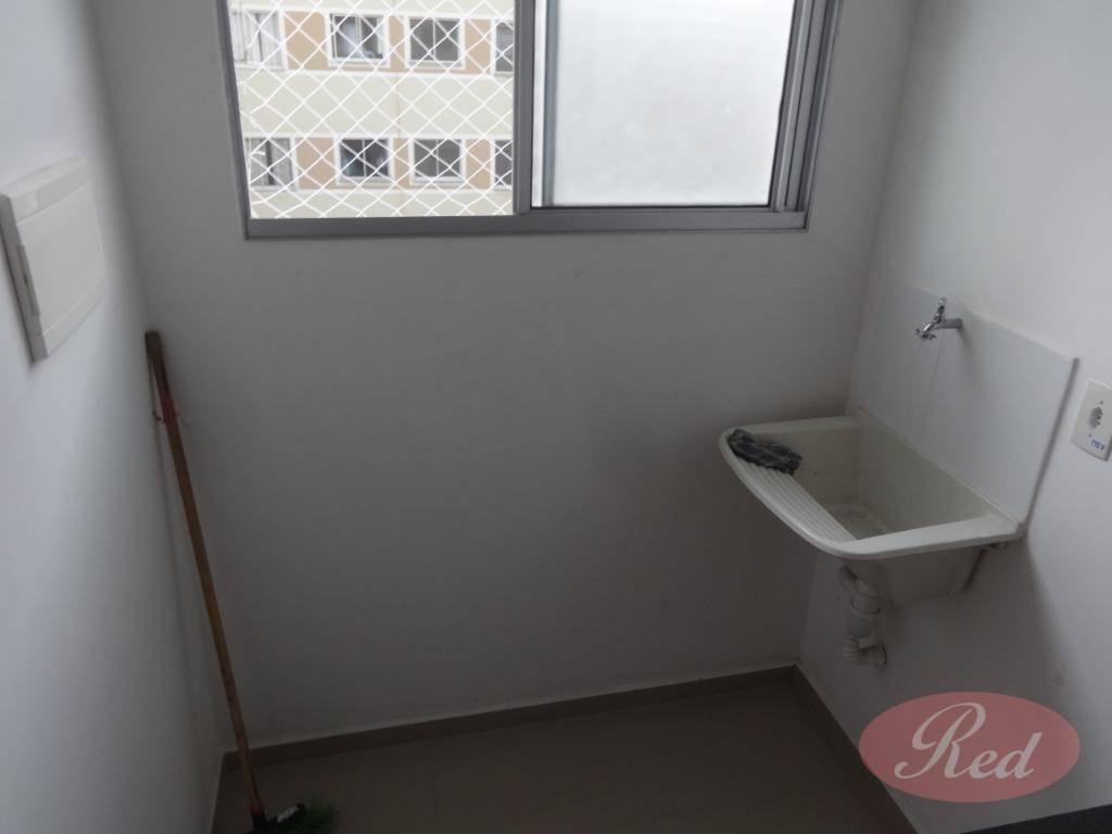 apartamento à venda, 50 m² por r$ 150.000,00 - parque santa rosa - suzano/sp - ap1651