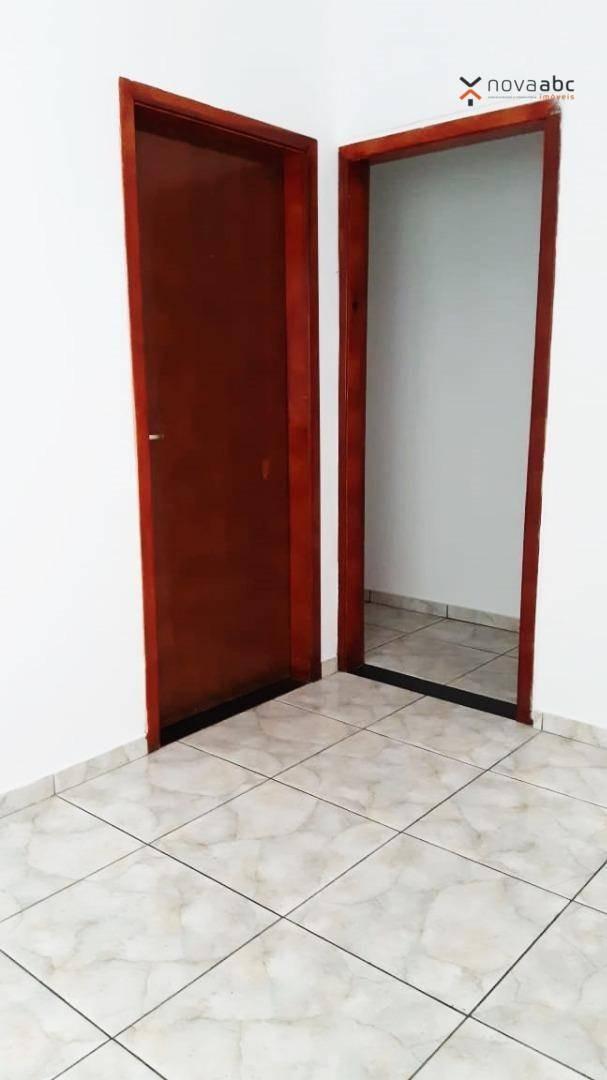 apartamento à venda, 50 m² por r$ 166.000,00 - centro - santo andré/sp - ap1307