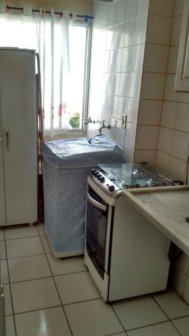 apartamento à venda, 50 m² por r$ 180.000,00 - jardim europa - sorocaba/sp - ap5624