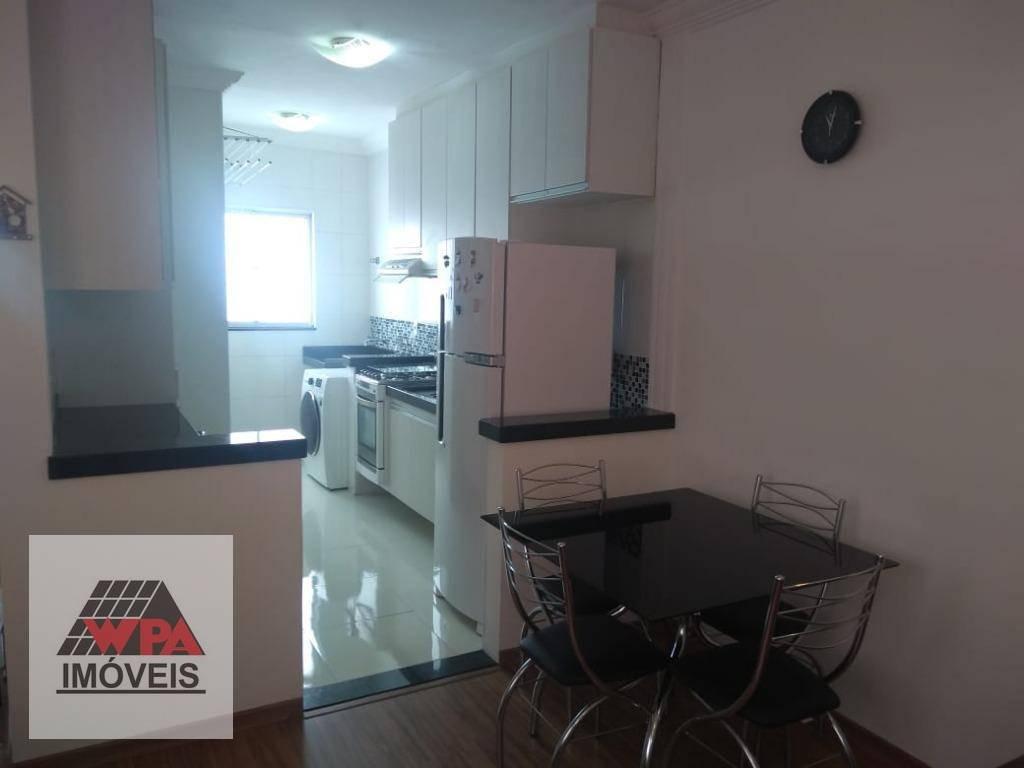 apartamento à venda, 50 m² por r$ 185.000,00 - jardim brasil - americana/sp - ap0671