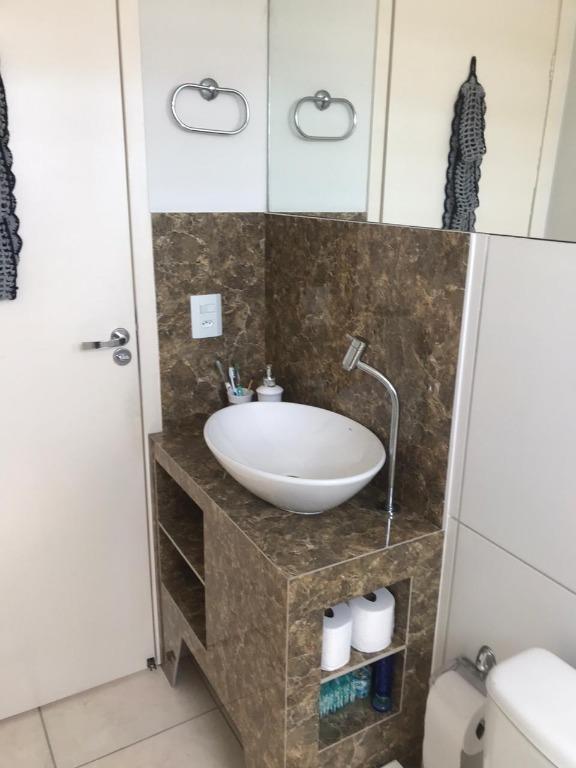 apartamento à venda, 50 m² por r$ 195.000,00 - roçado - são josé/sc - ap6189