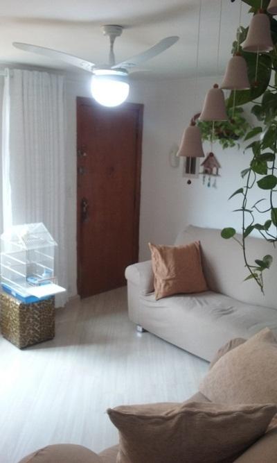 apartamento à venda, 50 m² por r$ 195.000,00 - vila camilópolis - santo andré/sp - ap5826