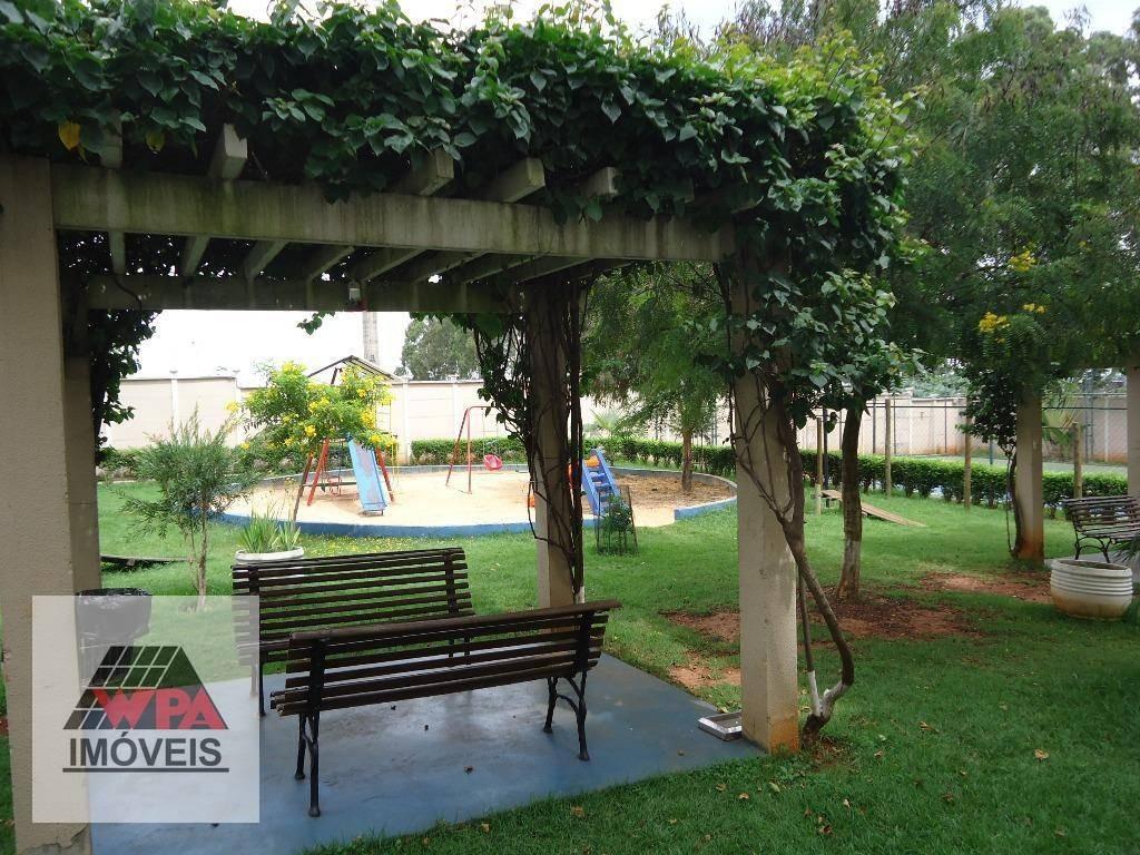 apartamento à venda, 50 m² por r$ 200.000,00 - jardim progresso - americana/sp - ap1572