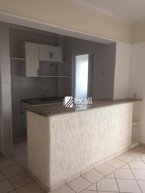 apartamento à venda, 50 m² por r$ 220.000,00 - vila redentora - são josé do rio preto/sp - ap1791