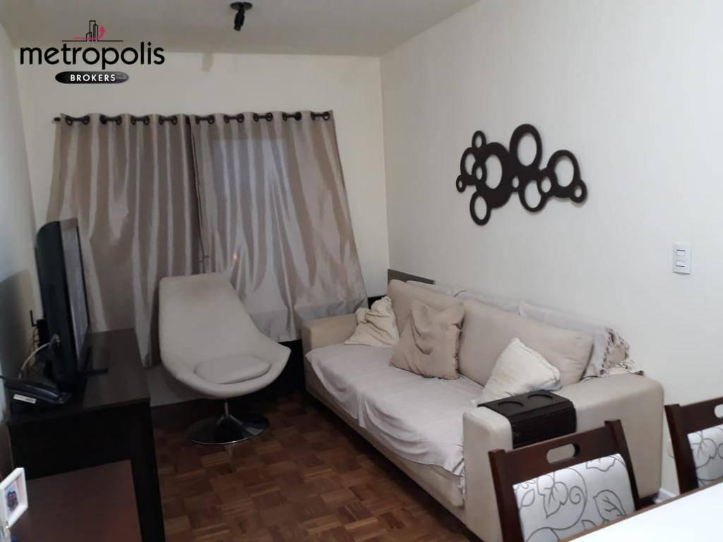 apartamento à venda, 50 m² por r$ 255.000,00 - santa maria - são caetano do sul/sp - ap1785