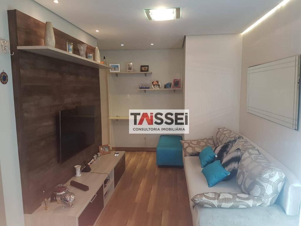 apartamento à venda, 50 m² por r$ 300.000,00 - sacomã - são paulo/sp - ap5599