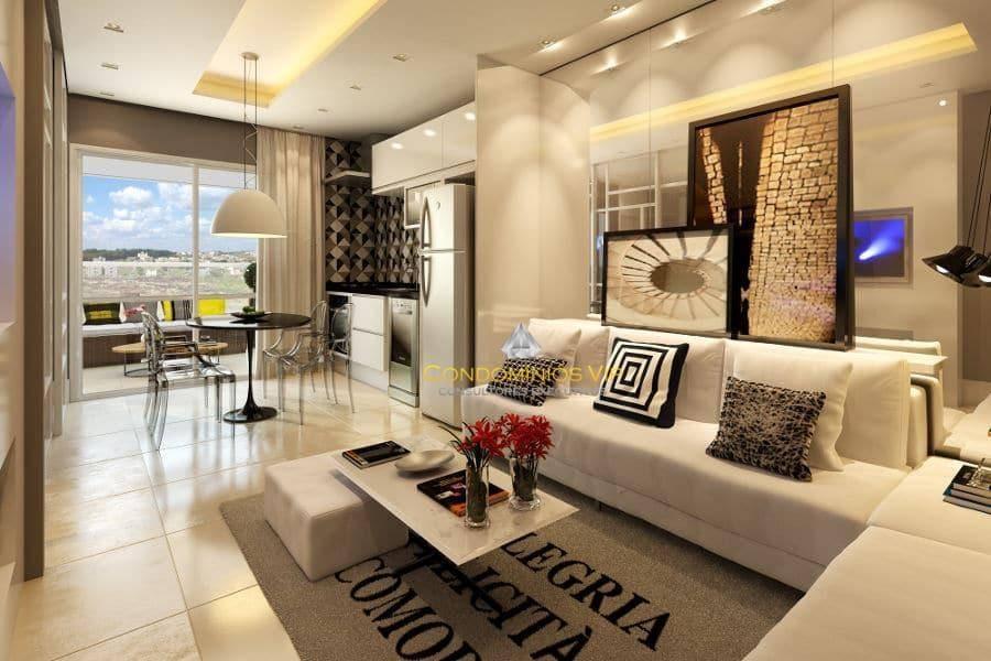 apartamento à venda, 50 m² por r$ 326.100,00 - parque campolim - sorocaba/sp - ap0327