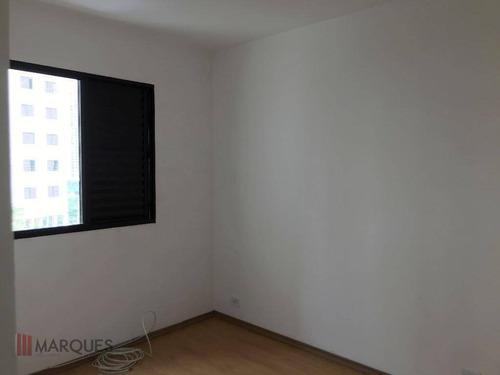 apartamento à venda, 52 m² por r$ 250.000,00 - vila rio de janeiro - guarulhos/sp - ap0013
