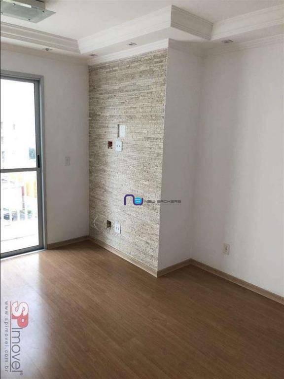 apartamento à venda, 52 m² por r$ 292.000,00 - vila moreira - são paulo/sp - ap3747