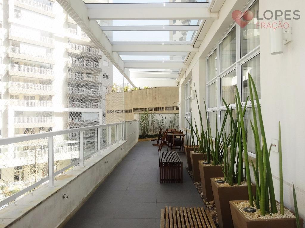 apartamento à venda, 52 m² por r$ 550.000,00 - tatuapé - são paulo/sp - ap0012