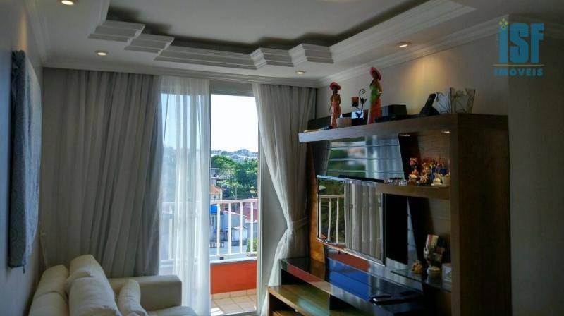 apartamento à venda, 54 m² por r$ 270.000,00 - bussocaba - osasco/sp - ap15289
